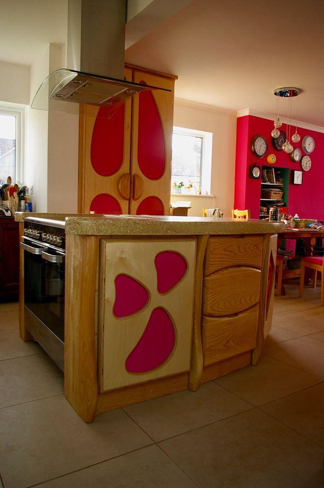Bespoke Wooden Kitchen