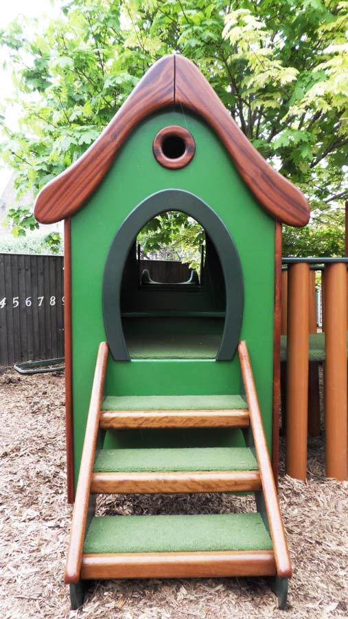 outdoor childerns' play house